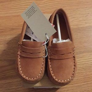 6bcd6dcbf6c Zara Shoes - Zara baby boy NEW cowhide leather loafers